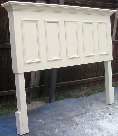 diy projects and ideas for the home door headboards