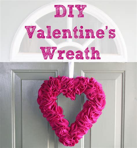 diy valentines wreath diy wreath this pug