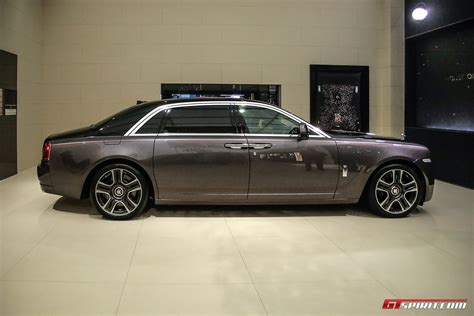 rolls royce ghost 2017 geneva 2017 rolls royce ghost with paint finish