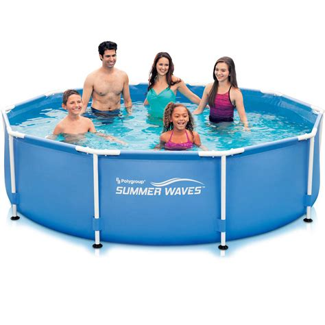 Summer Wave Cyrstal Pool 51028 aboveground pools attractive personalised home design