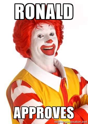 Ronald Mcdonald Phone Meme - bobrisky lovely in new makeup photos celebrities nigeria