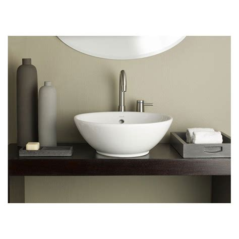 Bowl Sinks For Bathroom by Cheviot Water Overcounter Bath Sink Master