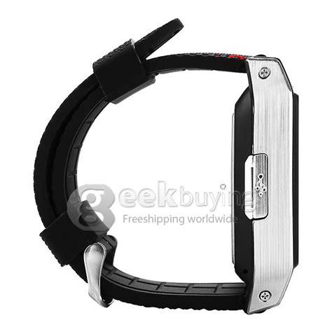 Smart Dz10 Smartwatch X3 Sim Card Memory Card Gold Brown dz10 bluetooth smart phone with gps touch screen sim card tf