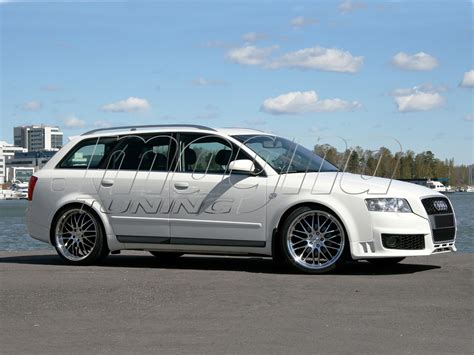 Audi A4 8e B7 Tuning by Audi A4 B6 8e Avant Kit Rs4 B7 Look