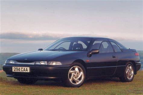 subaru svx 1992 1996 used car review car review