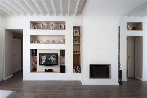 pareti attrezzate in cartongesso con camino pareti in cartongesso con camino parete attrezzata in