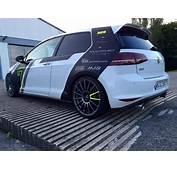 VW Golf 7 GTI SZDesignfolierung Wrap Folia Project Tuning
