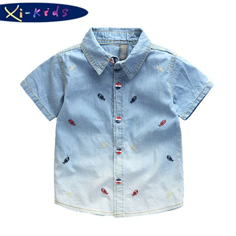 Boy Denim Shirt xixi boys images usseek