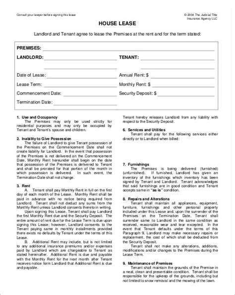 rental house template 29 rental agreement form free word pdf templates