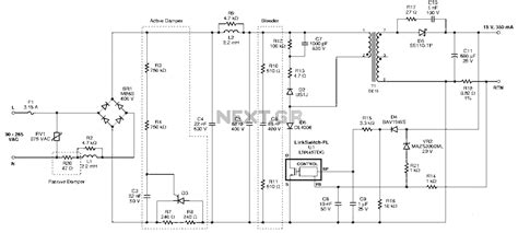 led driver schematic diagram 100w led driver circuit schematic circuit and schematics