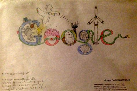 doodle for winners 2014 doodle for six mrs peery s technology
