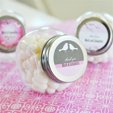 Wedding Favors Unlimited by Personalized Wedding Jars Elite Designs
