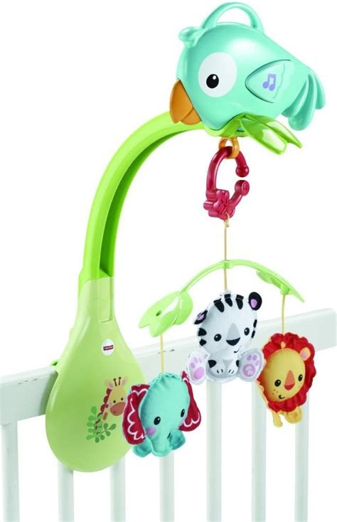 Fisher Price Rainforest Crib by Fisher Price 3 In 1 Carousel Rainforest Crib