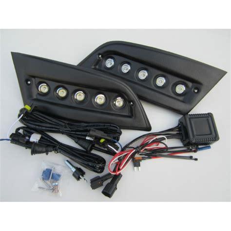 pod light kit daytime running lights drl vauxhall movano