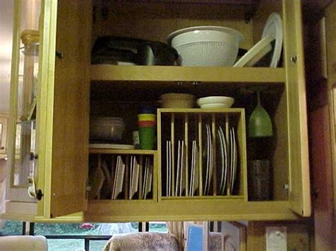 Rv Cabinet Organizers by Rv Kitchen Cabinets Home Away From Home