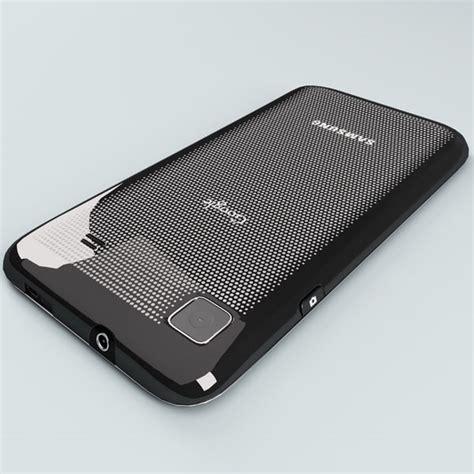 Samsung V3 3d model samsung phones v3
