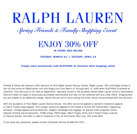 printable polo outlet coupons ralph lauren outlet coupons printable 2018 staples