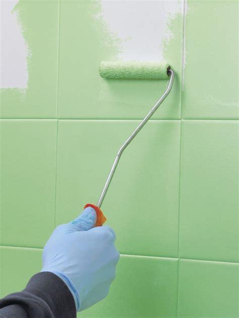 pitturare piastrelle pitturare le piastrelle bagno e cucina diventano come
