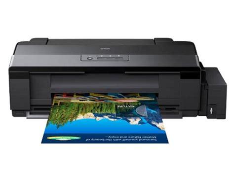 Printer Foto Ukuran A3 printer epson printer l1800 spesifikasi dan harga