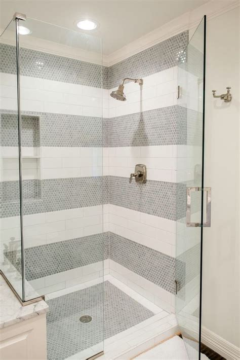 Bathroom Tile Ideas Pinterest These 20 Tile Shower Ideas Will You Planning Your Bathroom Redo