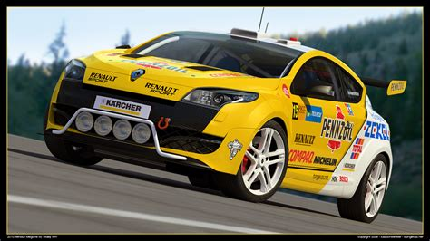 renault rally 2010 renault megane rs rally by dangeruss on deviantart