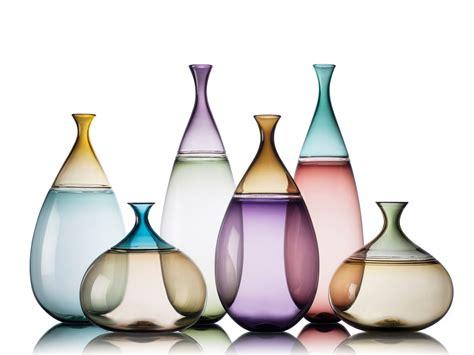 home tech design supply inc hand blown purple glass decorative hand blown glass