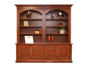 pictures of bookcases cherry double bookcase is piece of the week