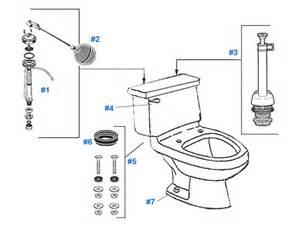 mansfield aleur toilet replacement parts