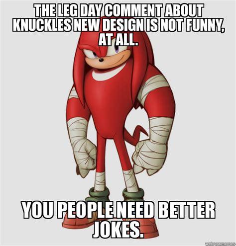 Buff Guy Meme - buff knuckles weknowmemes generator