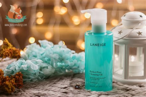 Laneige Cleansing review laneige pore cleansing punica makeup