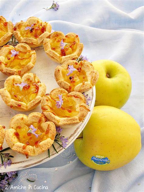 zucchero fiori di melo fior di mela al rosmarino e caramello salato 2 amiche in