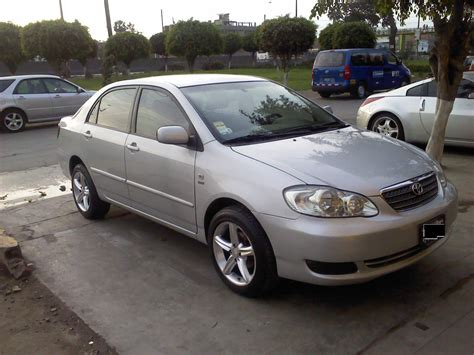 Carro Toyota Corolla Carro Toyota Corolla 2005