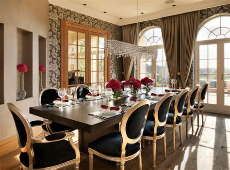 luxurious dining rooms luxury dining room ideas for new years eve you don t want
