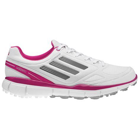 Adidas Clubee Magenta adidas adizero sport ii golf shoes s white silver