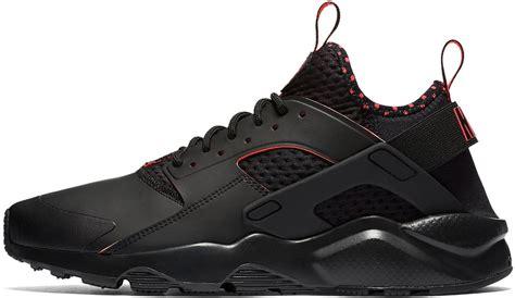 Original Bnwb Nike Air Huarache Run Ultra Se Oatmealblackpink Powy shoes nike air huarache run ultra se