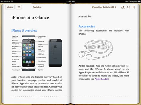 iphone user guide apple updates iphone user guide for ios 6 and the iphone 5 macrumors