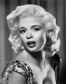 Jayne mansfield was also a blonde bombshell of the 1950 s and 1960 s
