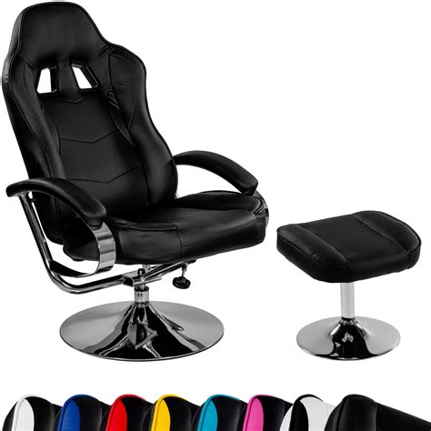 Gaming Chair With Footrest by Racing Tv Chair Relax Racer Gt With Footrest Gaming Tv