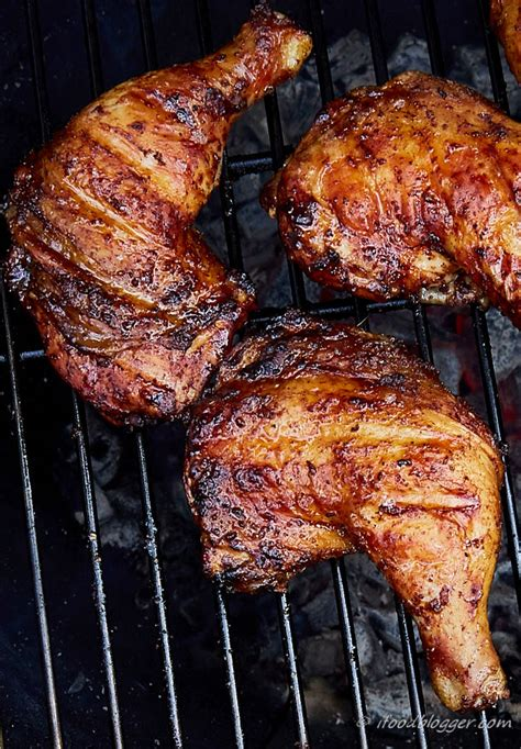 how to cook chicken legs on big green egg