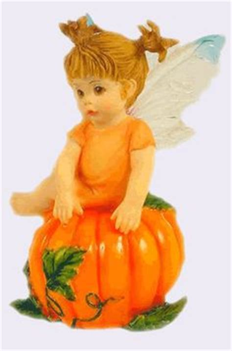 my little kitchen fairies entire collection on pumpkin fairie from series three of the my little