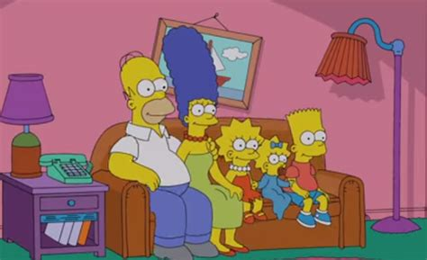 the simpsons com couch gag simspons futurama crossover couch gag released in advance