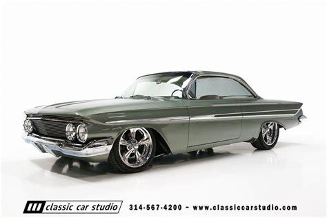 impala studio 1961 chevrolet impala classic car studio