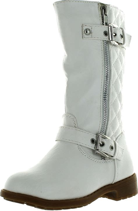 lucky top shoes lucky top pack 95k zipper boots white ebay