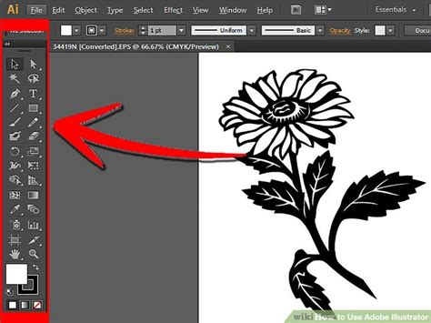 adobe illustrator cs6 won t open how to use adobe illustrator 11 steps with pictures