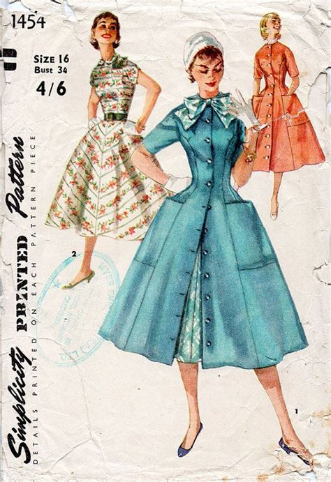 pattern for princess line dress 8272 best vintage sewing patterns 2 images on pinterest
