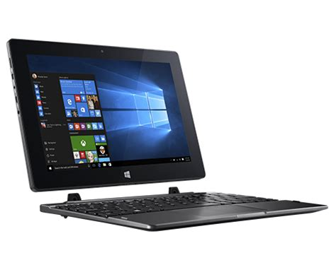 Laptop Acer Switch 1 Acer Switch One Sw1 001 Black Win 10 Toko