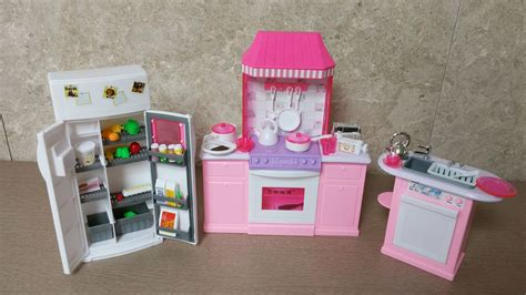 barbie kitchen furniture barbie size furniture kiddys shop com