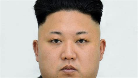 london hair salon s kim jong un poster riles north korean