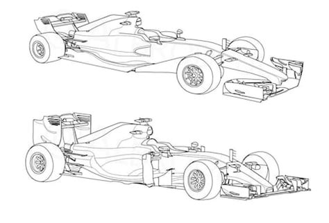 Formula 1 Sketches by F1 2017 Race Calendar And Rule Changes Explained Ahead Of