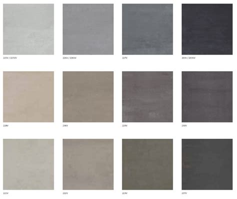 types of grey color tiles mosa terra beige brown from mosa